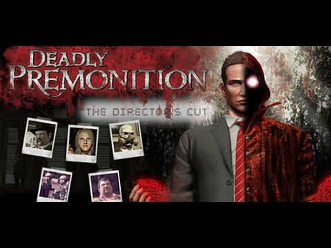 Deadly Premonition: The Director's Cut Longplay Part 1 of 10