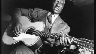 Lead Belly Where Did You Sleep Last Night 1944 True Stereo