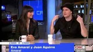 Watch Amaral Cara A Cara video