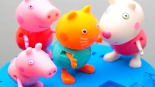 Мультфильм Peppa Pig Свинка Пеппа Подборка серий Сборник