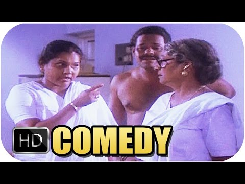 Malayalam Comedy Scenes - Innocent,k.p.a.c Lalitha And Philomina video