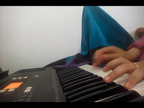 melukis hati piano