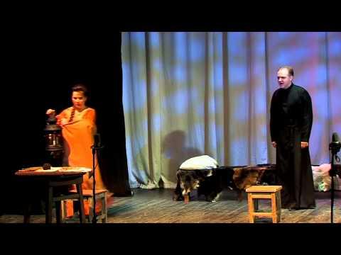 Ходош, Виталий Семёнович - Медведь, одноактная опера-шутка по одноимённой пьесе А.П. Чехова