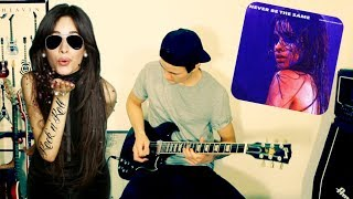 "Download Lagu Camila Cabello ""Never Be the Same"" - Cover (Electric Rock Guitar Cover) Gratis STAFABAND"