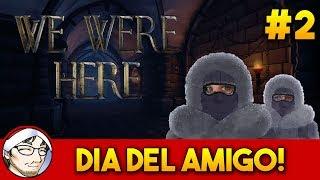 """WE WERE HERE #2 ► Casi nos ahogamos (y perdimos!) │ Jugamos con Ximena (del Canal """"Vaconequis"""")"""