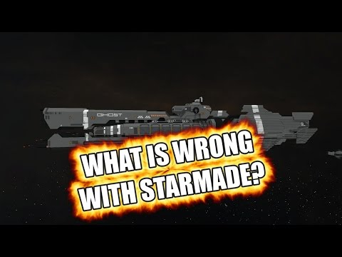 What's Wrong With StarMade? CRAFTAU shutting down.