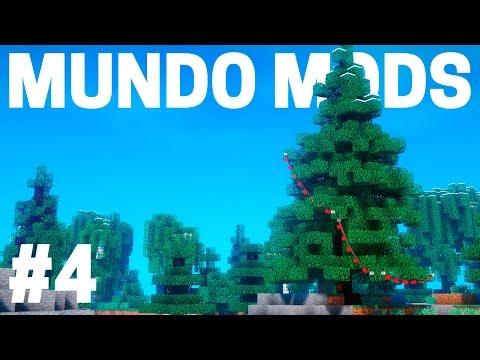 LA NAVIDAD FAIL XD ~ MUNDO MODS ~ #4 ~ T2 || Minecraft