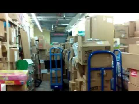 family dollar storage room