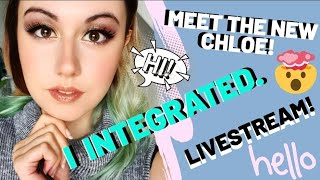 (1/3) CHLOE INTEGRATED. MEET NIN! | Dissociative Identity Disorder