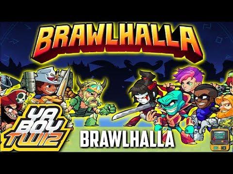 Brawlhalla: Come Join!