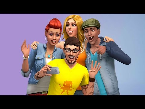 The Sims 4 Review In-Progress Commentary. Part 2