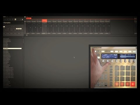 Maschine 2.0 Review - New Software Update from Native Instruments - First Look