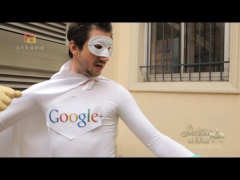Google-Man (Golden Show #5)