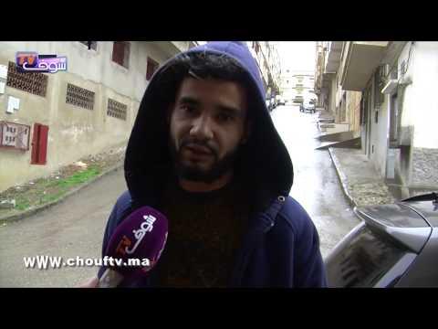 حي ادريسية : حافلة لنقل المستخدمين دخلات فوسط دار  وهاشنو وقع