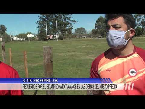 Rugby Provincial: La final heroica de Espinillos