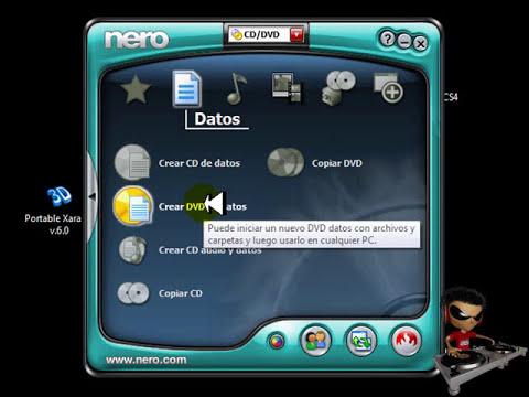 COMO DESCARGAR NERO 7 EDICION ESPECIAL