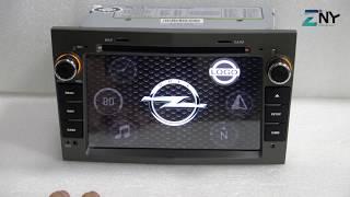 """7"""" IPS 2Din Android 8.0 Car DVD Auto Radio For Opel Vauxhall Astra Corsa Vivaro Antara Zafira Meriva"""