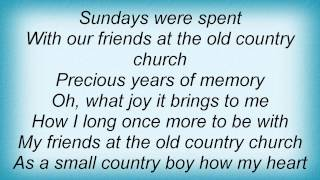 Watch Kitty Wells Old Country Church video