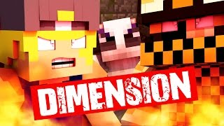 Minecraft Dimension (Roleplay) - #9 HET PROJECT!