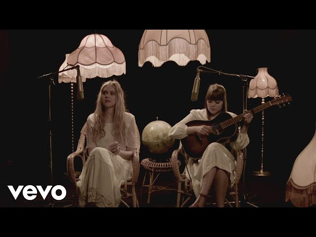 First Aid Kit - Master Pretender (Acoustic)