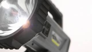 Peak 5 Million Candlepower Rechargeable Spotlight Video - Pep Boys