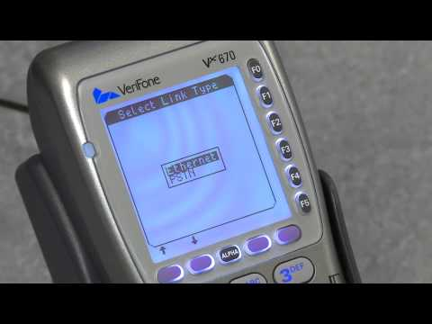 How to install your Verifone Portable Vx670 terminal
