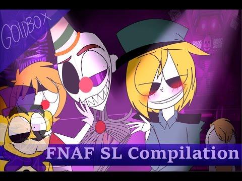 FNaf Compilation + 100,000 Subscribers