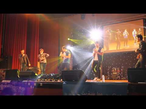Gerald Anderson, Rayver Cruz, Enchong Dee, Enrique Gil and Xian Lim Live in Dubai