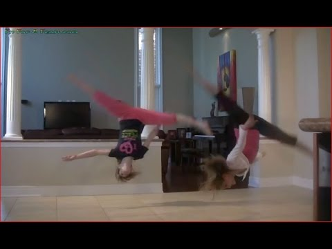 Aerial Tutorial - How to do an Aerial - Cartwheels to Aerials