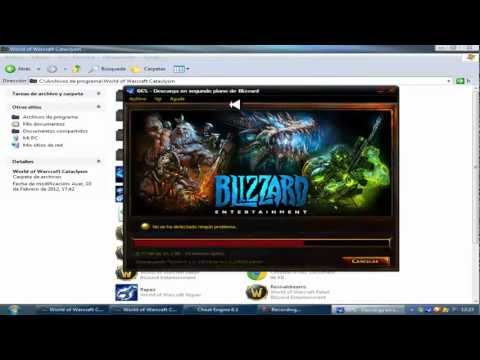 Como Desactualizar World Of Warcraft Cataclysm (De 4.3.2 a 4.0.6)