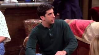 Friends en V.O sous-titré anglais avec Albert | saison 1, épisode 3, partie 9