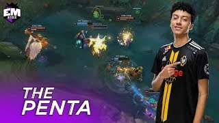 #EUMasters The Penta | European Regional League Finals