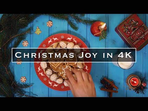 Christmas Joy in 4K