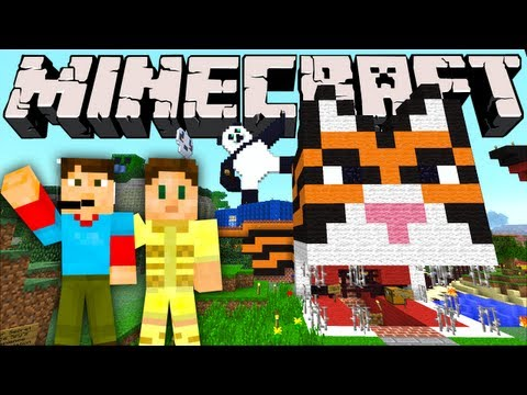 Minecraft - Zoo