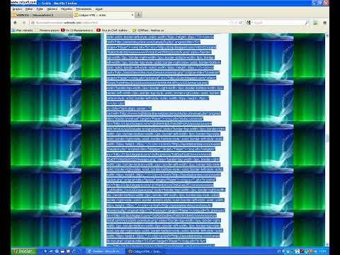 video aula como colocar tv online no webnode