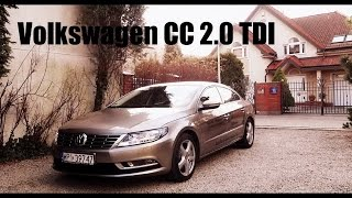 2016 VW Volkswagen CC Review [ENG] [PL] Presentation Test Recenzja Prezentacja English & PL