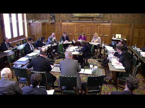 Cycle ministers answer twitter questions during Transport Committee evidence session