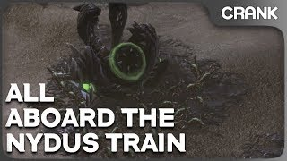 All Aboard the Nydus Train - Crank's variety StarCraft 2