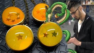 Faire les 7 boules de cristal Dragon Ball
