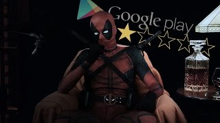 Deadpool VS: Google Play Reviews