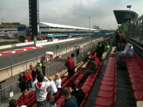 2010 Spanish GP - Nico Rosberg - 1st Free Practice