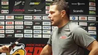 Sport-TV: Tomek Valtonen ennakoi illan Sport-Pelicans -ottelua