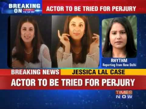 Jessica Lall Murder: Actor Shayan Munshi to be tried for perjury