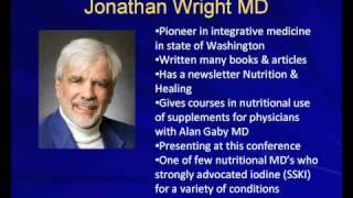 Webinar - Iodine and Your Health