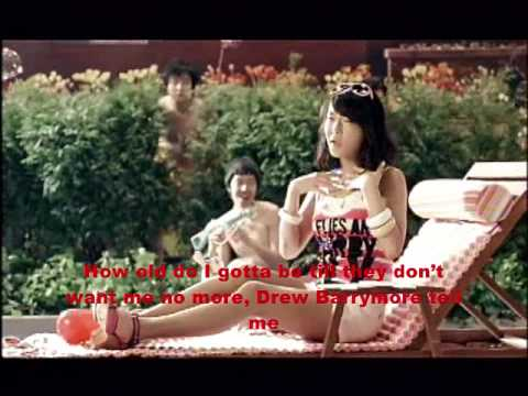 Wonder Girls - So Hot (Chinese Version) w/Lyrics