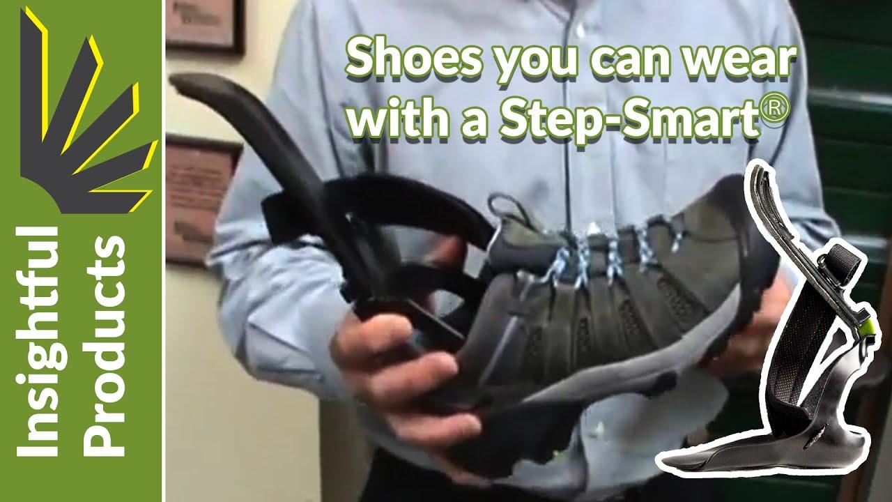 Drop Walking Shoe