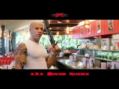 Xxx Diner Scene - Vin Diesel video