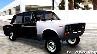 Vaz 2106 Xuliqan AZERI STYLE - GTA San Andreas