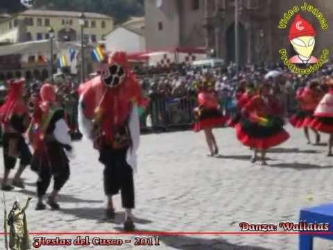 Danza Wallatas
