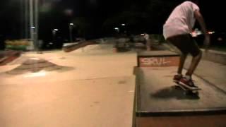 Ron Adi - Galit skatepark